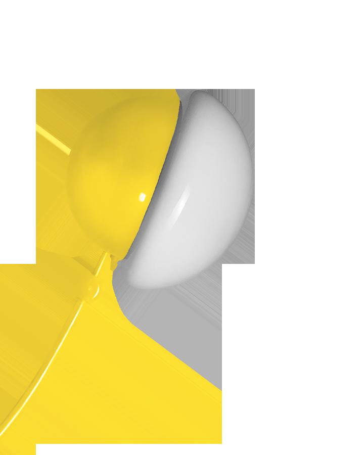 Lume orientabile